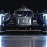 Audi R18 front view