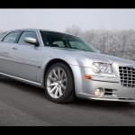 Chrysler SRT8 full view