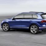 Volkswagen Touareg Facelift