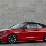 2015 BMW 6 Series Convertible Facelift
