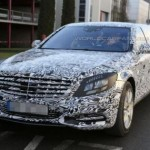 Mercedes S-Class Pullman