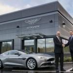Aston Martin development center
