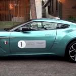 Aston Martin V12 Zagato Alba Blue